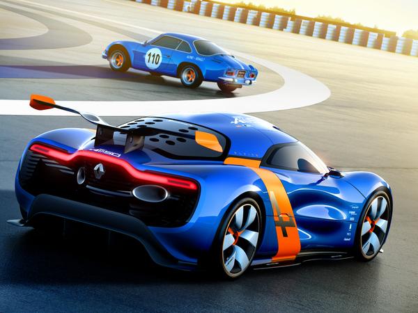 Officielle cette fois-ci - Alpine Renault A110-50