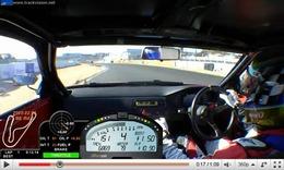 Réveil Auto - Dans la S14 Exceed Moat à Tsukuba