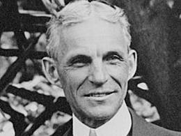 Question du jour n°180 : pour qui travaillait Henry Ford lorsqu'il créa son tout premier moteur ?