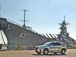 L'armée US en partenariat avec General Motors pour la pile à combustible