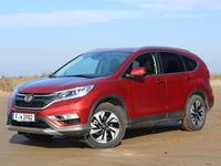 Essai vidéo - Honda CR-V restylé : besoin d'affirmation