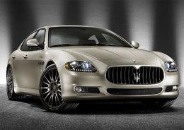 Genève 2010 : Maserati Quattroporte Sport GTS Awards Edition