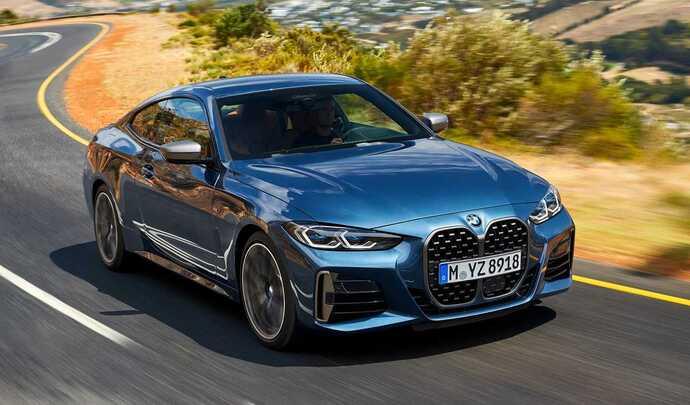 BMW Série 4 : nouvelle version diesel de 340 ch