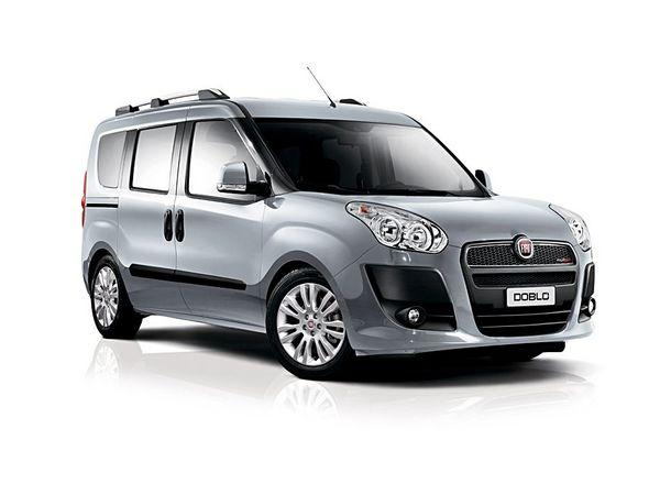 Fiat Doblo: la gamme est réorganisée, un Doblo Maxi arrive, les tarifs baissent