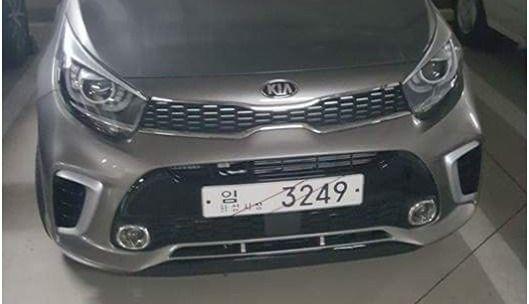 La nouvelle Kia Picanto en fuite