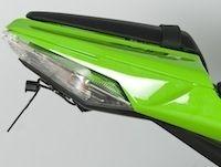 Support de plaque R&G pour Kawasaki ZX10R