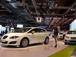 Salon de Madrid 2010 : les véhicules écolos de SEAT