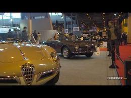 Vidéo en direct du Rétromobile 2015 - Lopresto, une collection italienne de modèles uniques