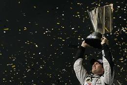 Nascar Sprint Cup 2008 : Jimmie Johnson titré pour la 3eme fois