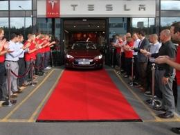 La Tesla Model S était l'auto la plus vendue en Norvège en septembre