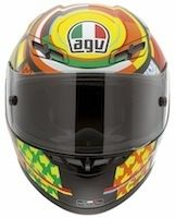 AGV GP-Tech Elements: Rossi touch