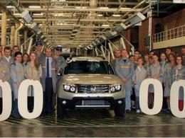 Economie: le Duster fait le bonheur de Renault en Russie
