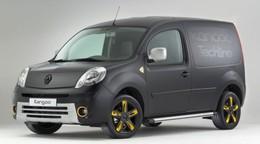 Renault Kangoo Express Tech Line : tuning officiel d'utilitaire ?