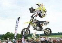 Championnat de France Pit Bike 2010: round 3, catégorie 12 Pro.