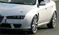 Future Alfa Romeo 159 GTA: un V8 de 400 ch?