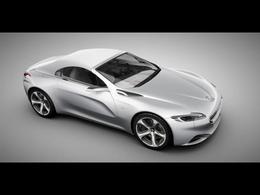 Salon de Genève : Peugeot SR1 Concept par L'Oeil de Lynx