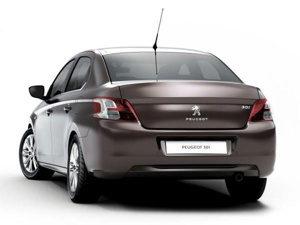La 301 de Citroën présentée en juin