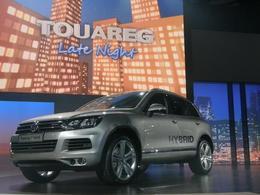 Salon de Genève : Volkswagen Touareg 2 par L'Oeil de Lynx