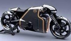 Nouveauté - Lotus: et voici la C-01 Superbike !