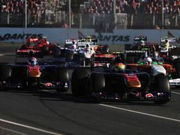 F1 - Rien ne va plus entre Sebastian Buemi et Jaime Alguersuari