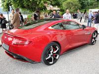 Voici l'Aston Martin AM 310 ou la nouvelle DBS