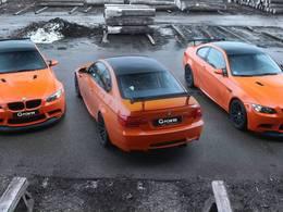 BMW M3 GTS par G-Power : 720 chevaux, ça devrait suffire