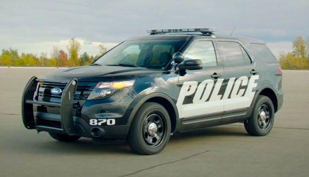 ford la voiture de police autonome qui verbalise toute seule. Black Bedroom Furniture Sets. Home Design Ideas