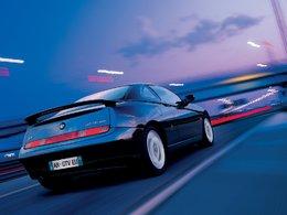 La p'tite sportive du lundi: Alfa Romeo GTV V6 (916).
