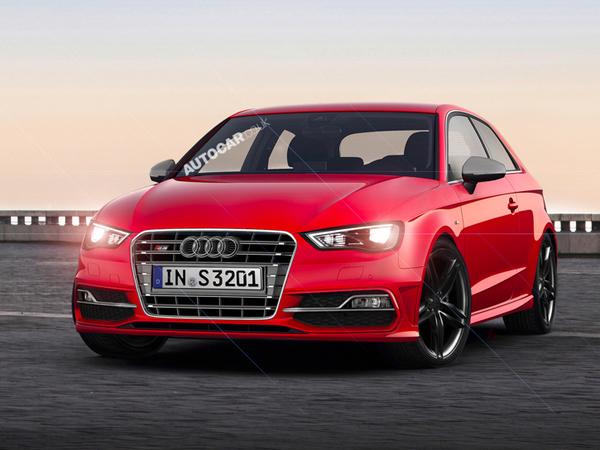 La nouvelle Audi S3 au Mondial de Paris