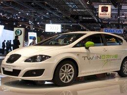 10 SEAT León Twin Drive ECOMOTIVE seront testées en Espagne d'ici début 2011