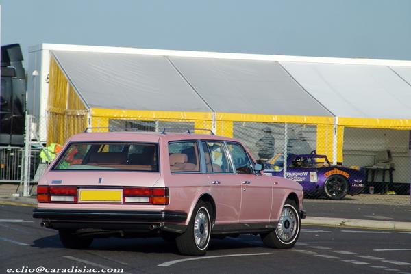 Photos du jour : Rolls Royce Val D'Isère
