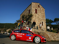 WRC : le Tour de Corse remplace officiellement l'Alsace