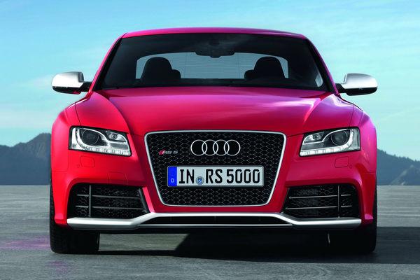 Audi RS5, cette fois c'est officiel : 450 chevaux sous une robe musculeuse