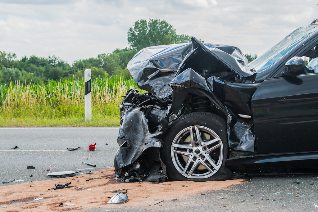 Légère baisse de la mortalité routière en 2017