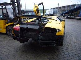 Lamborghini Murcielago LP670-4 SV : une de moins