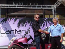 Buggy Lantana et GP Karting de Menton : intérêts communs