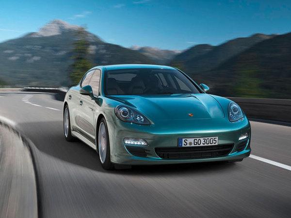 Porsche Panamera: bientôt avec un V8 TDI et un V6 biturbo