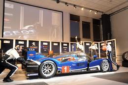 Programme Peugeot Sport 2010