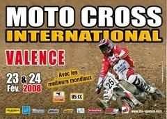 Motocross de Valence, Josh Coppins vainqueur.