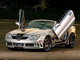 Mercedes 500 SL Orion Sound System : Catastrophique