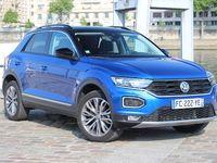 Essai - Volkswagen T-Roc 1.6 TDI 115 ch (2019) : ancienne star déchue