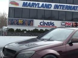 [Vidéo] La Mercedes la plus rapide du monde au quart de mile