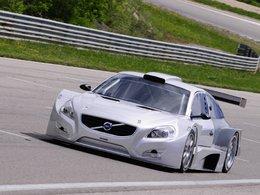 Plus haut, plus fort : la Volvo S60 BTCS à moteur V8
