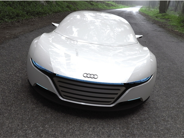 [design] Audi A9 par Daniel Garcia