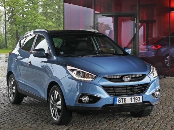 Hyundai dévoile les tarifs du ix35 restylé : à partir de 21 950 euros