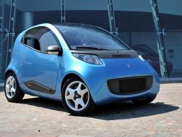 Pininfarina Nido : premier prototype