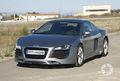 Audi R8 : première réplique
