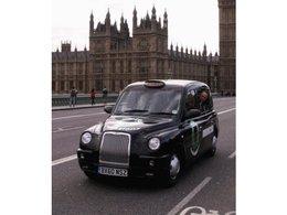 Les premiers taxis à pile à combustible testés à Londres