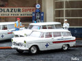 Miniature : 1/43ème - SIMCA Marly II ambulance