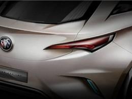 Shanghai 2011 : Buick Envision, on tease
